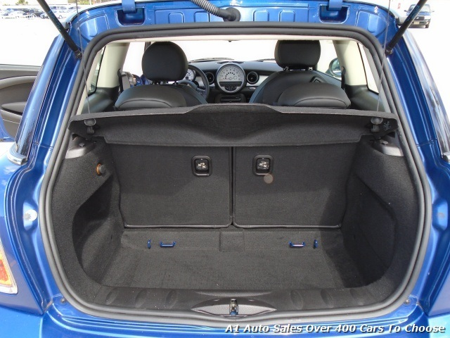 2012 MINI Cooper Hardtop Hatchback