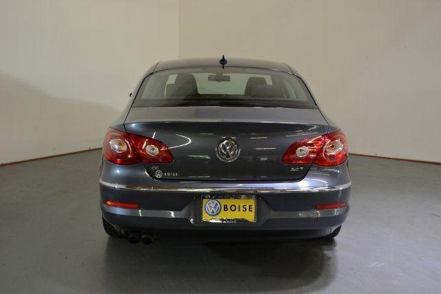 2012 Volkswagen CC Lux PZEV
