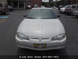 2004 Chevrolet Monte Carlo SS Coupe