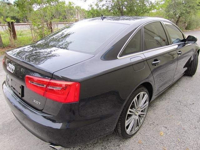 2012 Audi A6 2.0T Premium Sedan