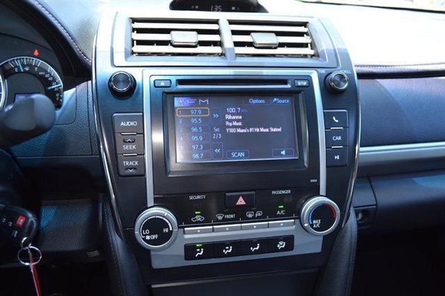 2012 Toyota Camry 4dr Sedan I4 Automatic SE