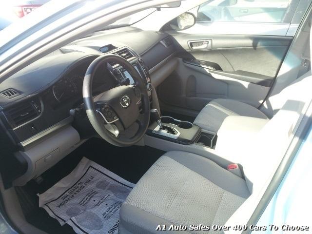 2012 Toyota Camry L Sedan