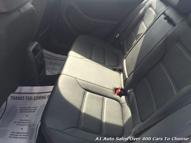 2012 Volkswagen Jetta SE Sedan