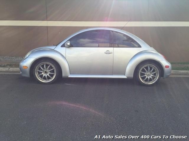 2004 Volkswagen Beetle Turbo S Hatchback