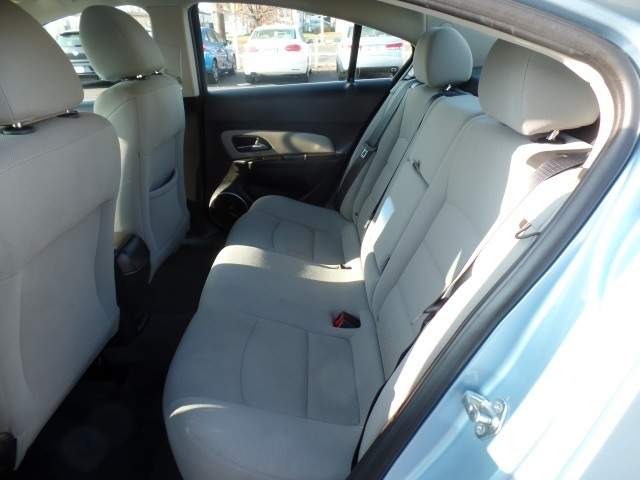 2012 Chevrolet Cruze LT Sedan