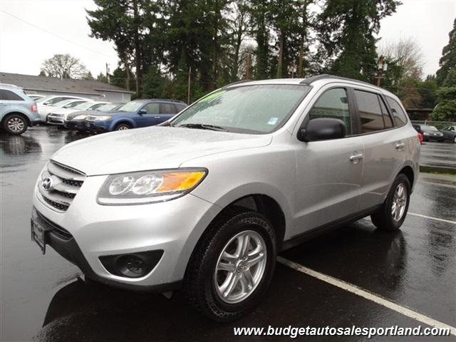 2012 Hyundai Santa Fe GLS AWD LOW MILES BAD CREDIT OK SUV
