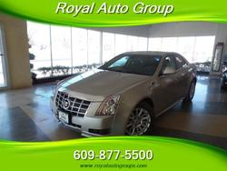 2013 Cadillac CTS LUXURY COLLECTION AWD LOW MILES Sedan