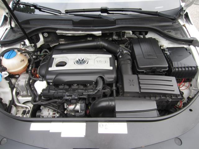 2012 Volkswagen Passat Lux CC Sedan