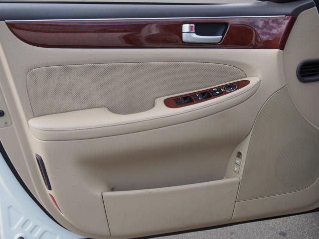 2012 Hyundai Genesis 3.8L V6 Sedan