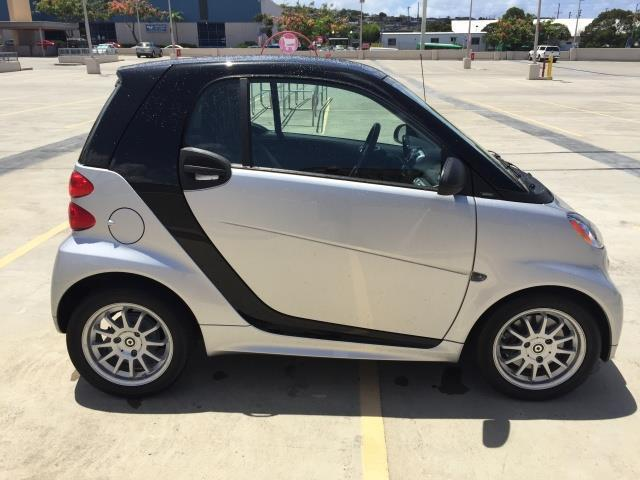 2014 Smart fortwo pure Hatchback