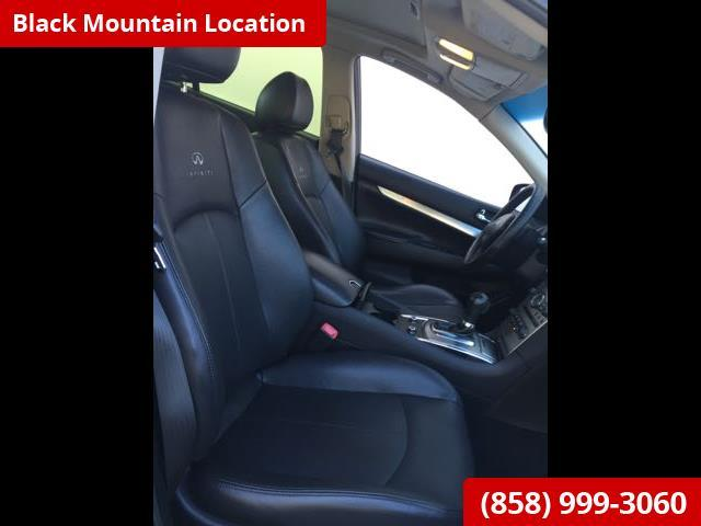 2012 INFINITI G37 Sedan Journey Sedan