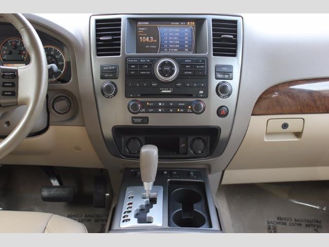 2012 Nissan Armada SL SUV