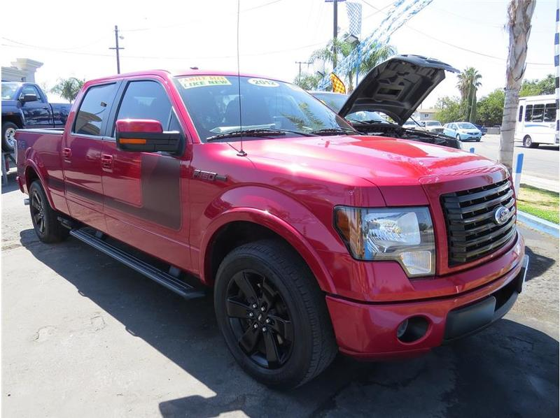 2012 Ford F-150 FX2 Pickup 4D 5 1/2 ft2WD SuperCrew 5-1/