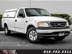 2000 Ford F-150 Natural Gas2WD Regular Cab Styleside 6-1