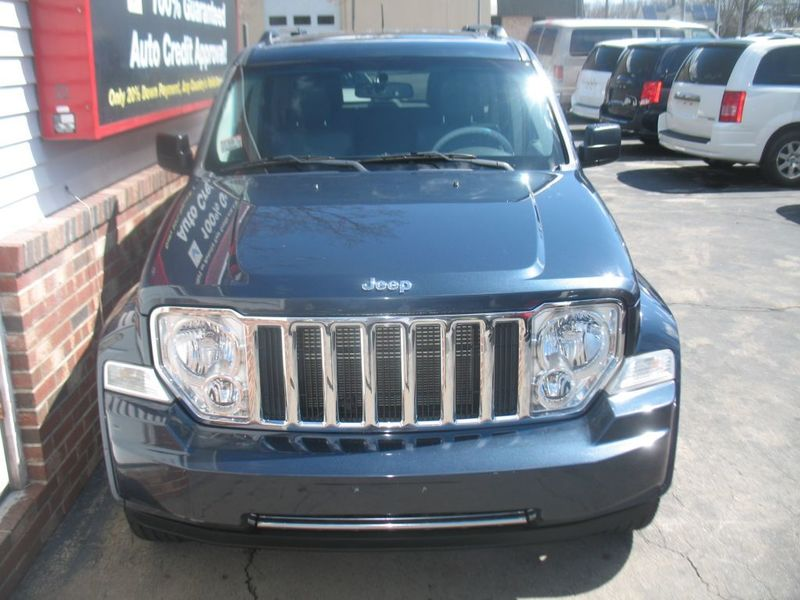 2008 Jeep Liberty LEATHER MOON ROOF