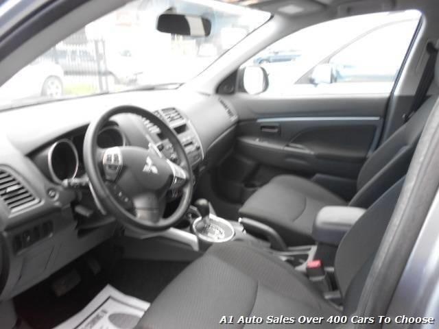 2012 Mitsubishi Outlander Sport ES Wagon
