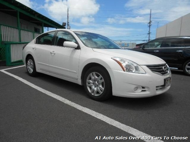2012 Nissan Altima 2.5 Sedan