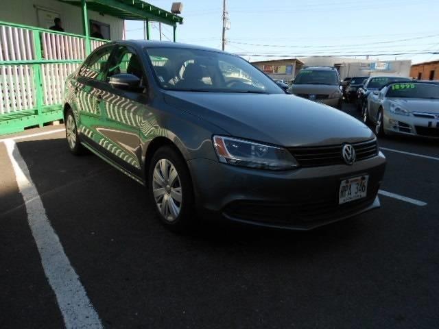 2011 Volkswagen Jetta SE PZEV Sedan