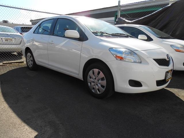 2012 Toyota Yaris Fleet Sedan