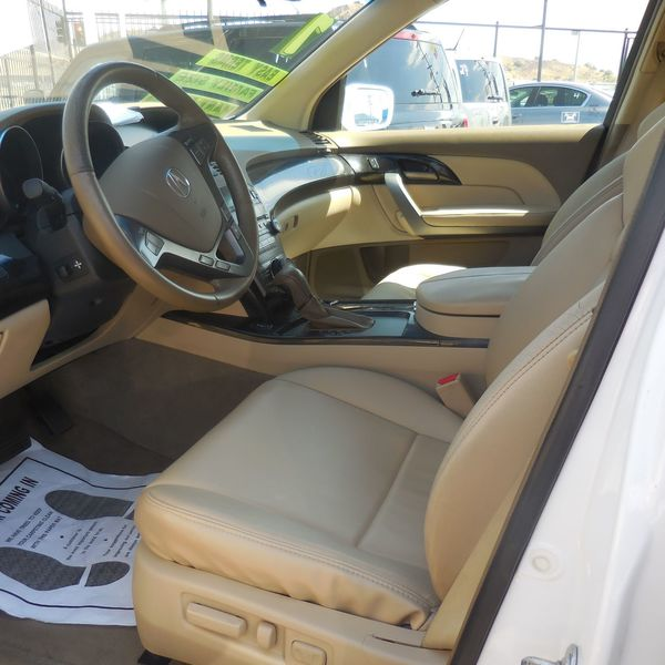 2007 Acura MDX Tech Pkg
