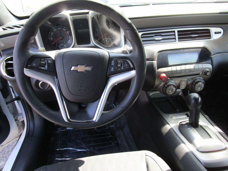 2012 Chevrolet Camaro 2LS