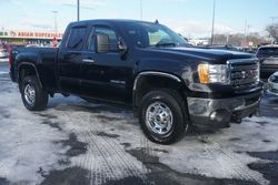 2013 GMC Sierra 2500HD WITH 8FTHD FISHER MIN. MOUNT 2