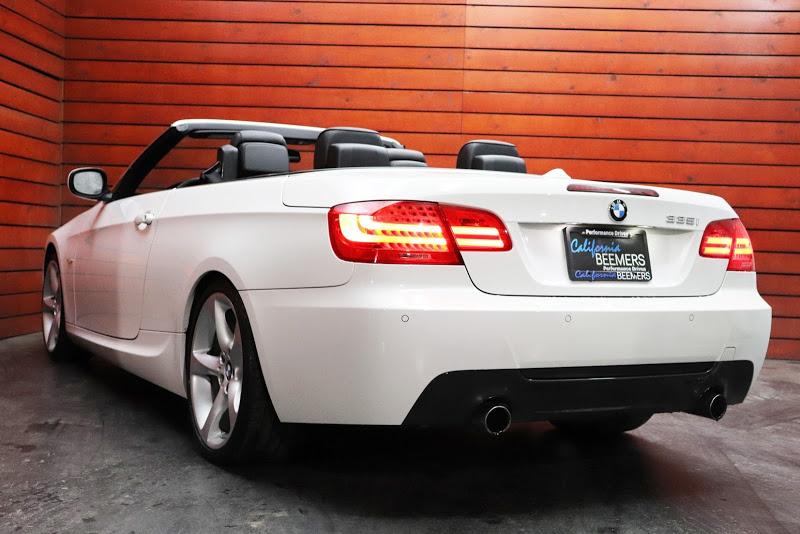 2012 BMW 335i Convertible M Sport Pkg 3 Series