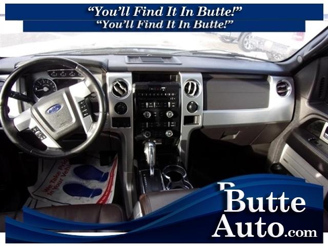 2012 Ford F-150 4WD SuperCrew 145 Platinum4WD SuperCrew