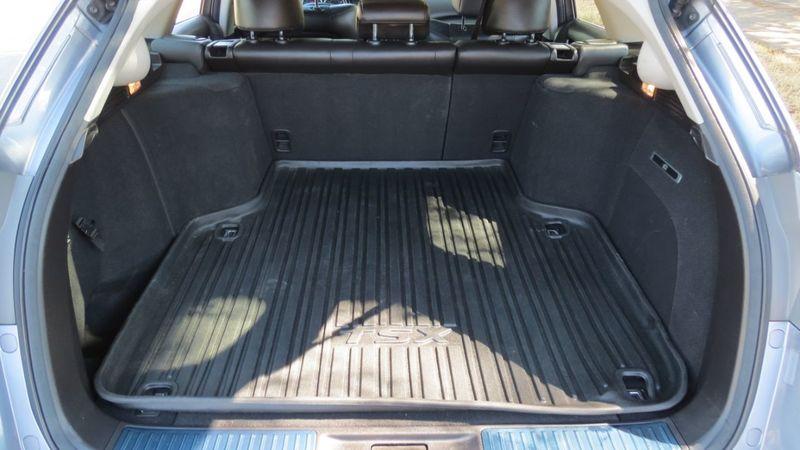 2012 Acura TSX Sport Wagon Tech Pkg